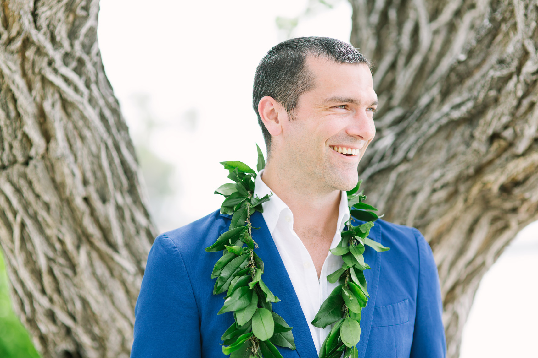 Hawaii Groom