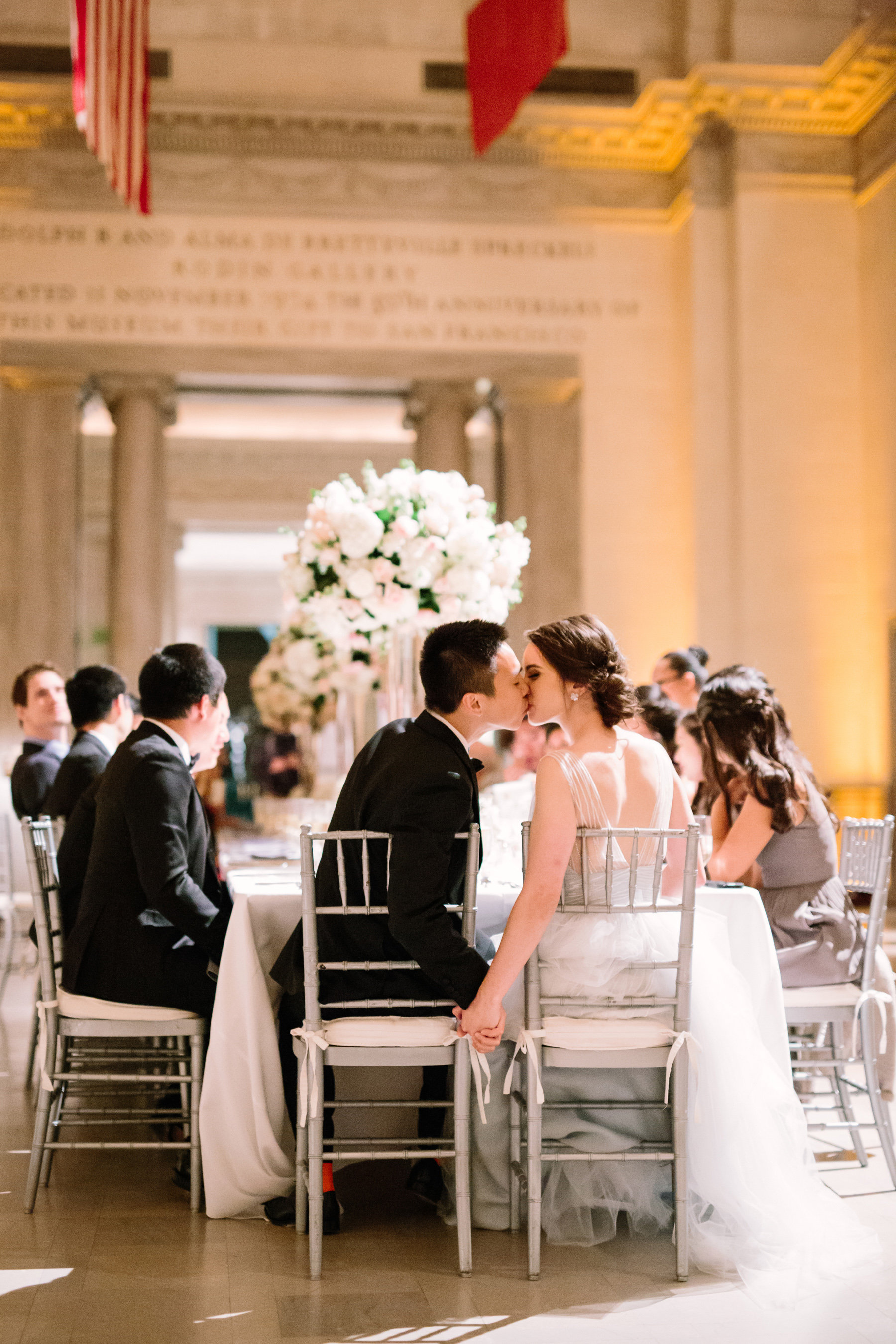 Legion of Honor Wedding 31