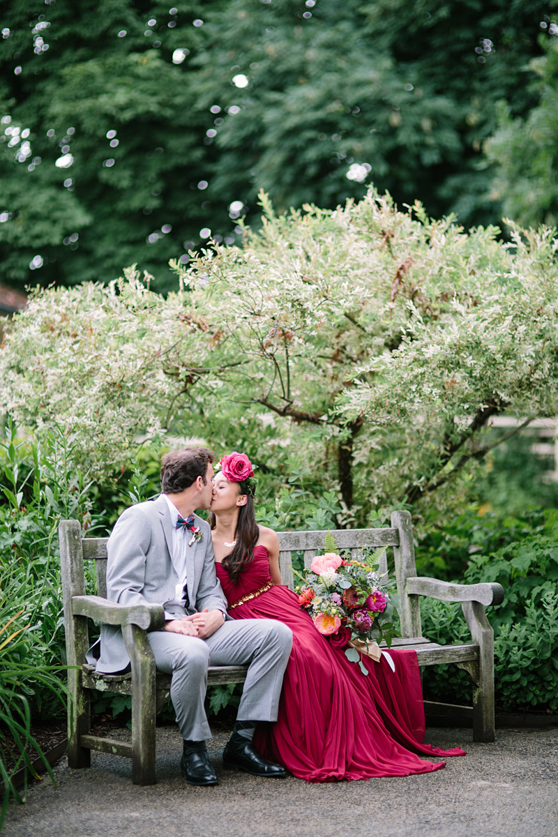 Frick Art Museum Wedding 10
