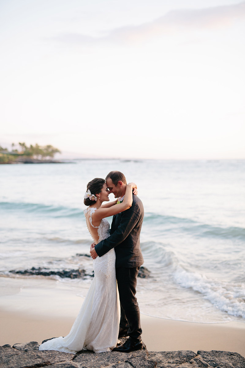 Hawaii Island Wedding