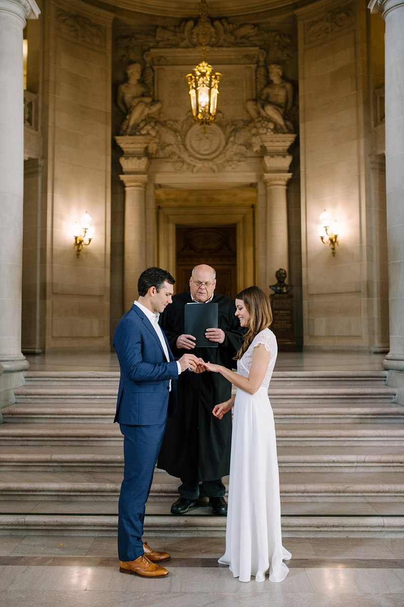 San Francisco Wedding 3